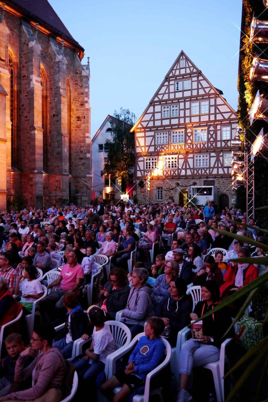 Sommernachtskino Kirchheim